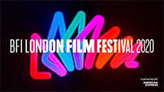 BFI London Film Festival 2020 logo