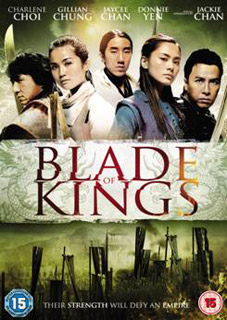 Blade of Kings (aka The Twins Effect II) on DVD in August ...