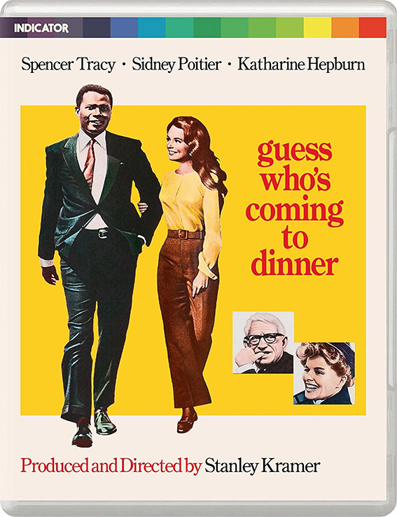 the depiction of american societys prejudices in guess whos coming to dinner by stanley kramer Early life sidney poitier's parents were evelyn (née outten) and reginald james poitier, bahamian farmers who owned a farm on cat island and traveled to.