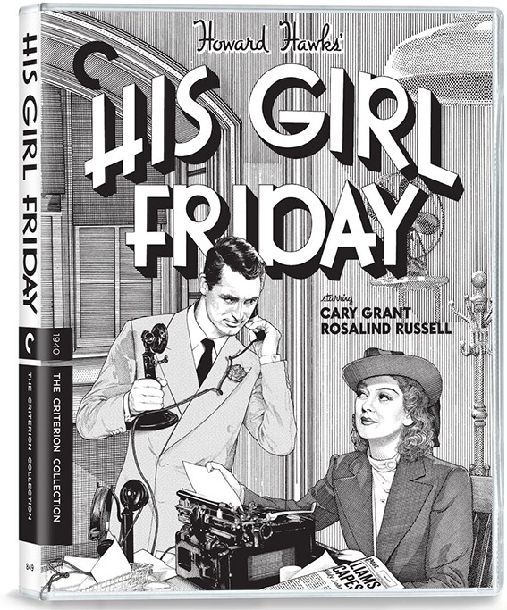 essays on his girl friday Why i love â ¦ the first scene of his girl friday  a story of children and film review â mark cousins's 'spine-tingling' visual essay more film reviews across the site film reviews.