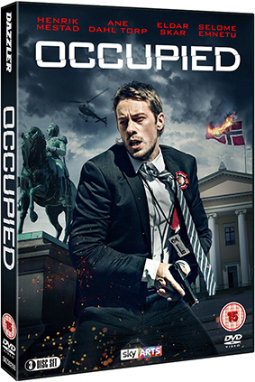 Nordic political thriller series Occupied on Blu-ray and DVD in