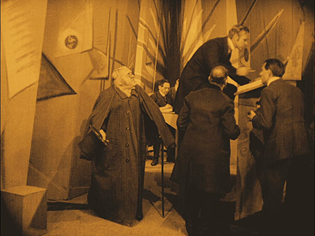 100 the cabinet of dr caligari analysis the cabinet of dr caligari 1920 a silent