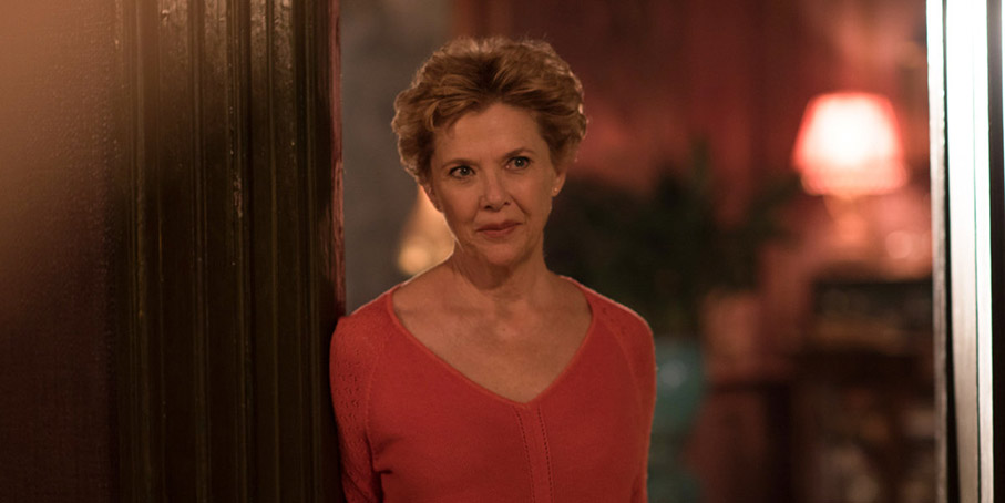 Annette Bening as Gloria Grahame in Film Stars Don't Die in Liverpool