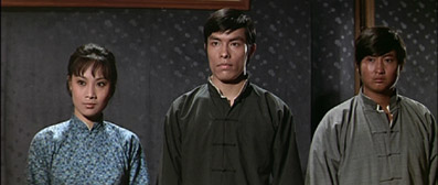 Angela, Carter, and Sammo in Hapkido / Lady Kung Fu