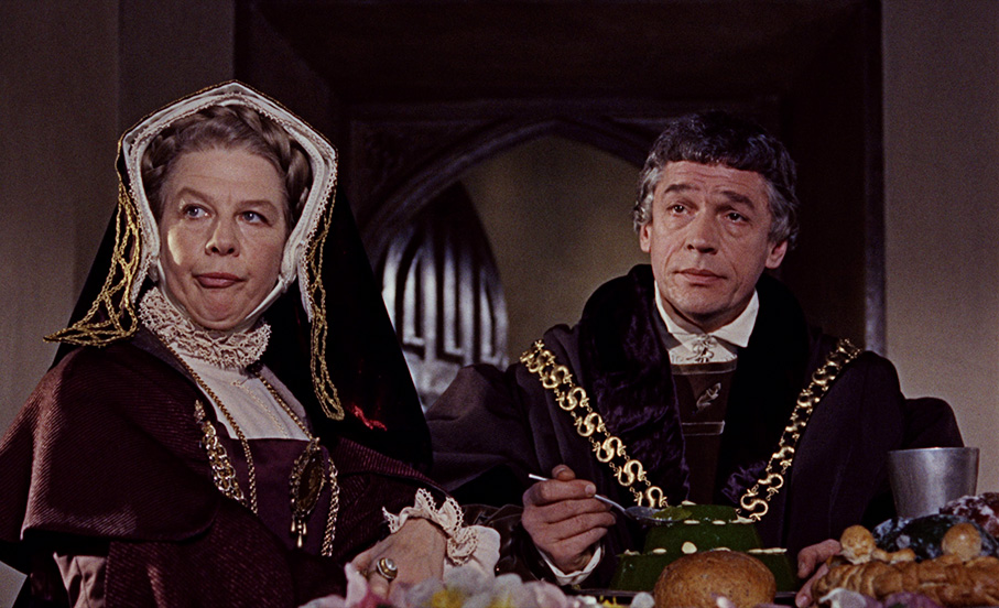 a review of a man for all seasons directed by fred zinnemann Zinnemann's career got a second wind in london with the historical drama a man for all seasons (1966), which starred unknown paul scofield as st thomas more, another of zinnemann's maverick heroes the film took academy awards for best director and best picture among others.