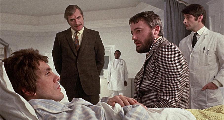 Il cervello di Mr. Soames (1970) HD