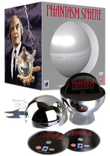 This is especially true of DVDs. I still get excited about specific films in a manner that extends way beyond the cool detachment of critically analysis ...  sc 1 st  Cine Outsider & Phantasm Sphere 5 Disc Limited Edition Box Set DVD review | Cine ... Aboutintivar.Com