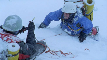 touching the void joe and simon relationship trust