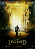 i am legend film reveiw I am legend, directed by francis lawrence, is the latest adaptation of richard  matheson's 1954 novel of the same name, following two earlier.